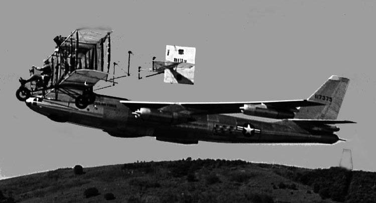 Billy Parker, Aviator Extraordinare