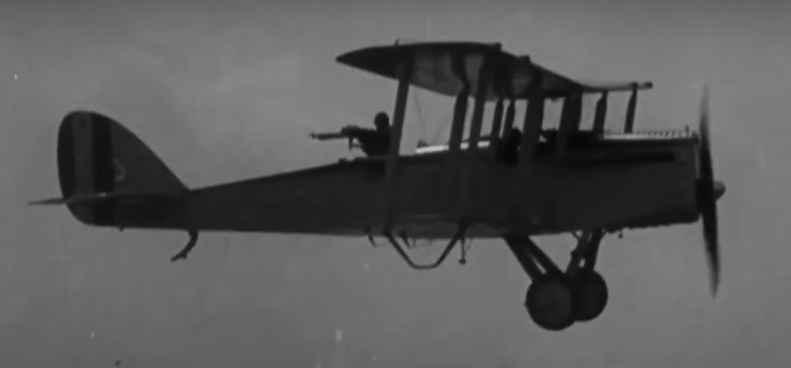 Building an Airplane in 1918 (VIDEO)