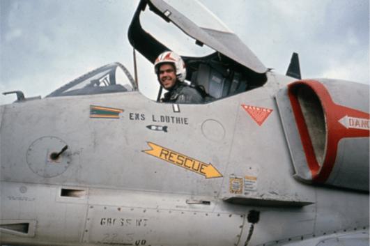 Larry Duthie KIA '67