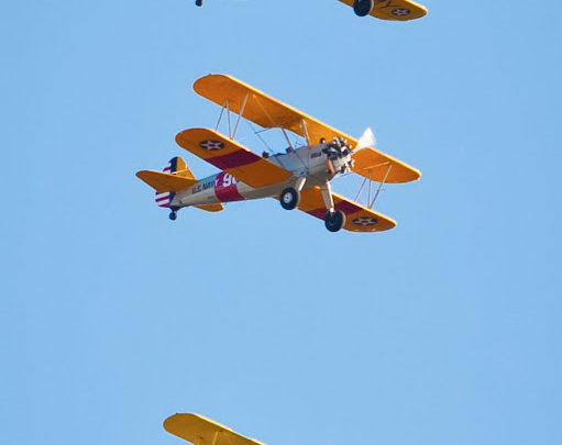 Stearman Training Videos by Billy Walker