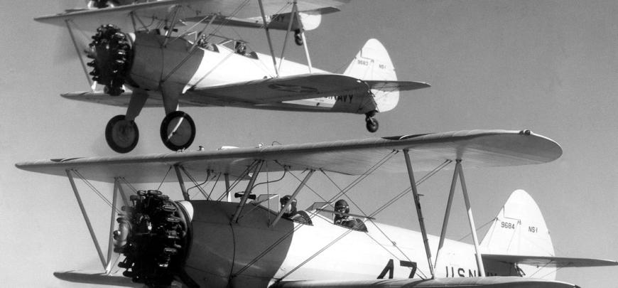 Boeing Stearman History