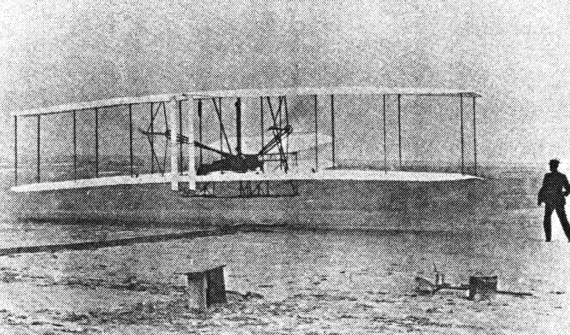 How We Made The First Flight by Orville Wright