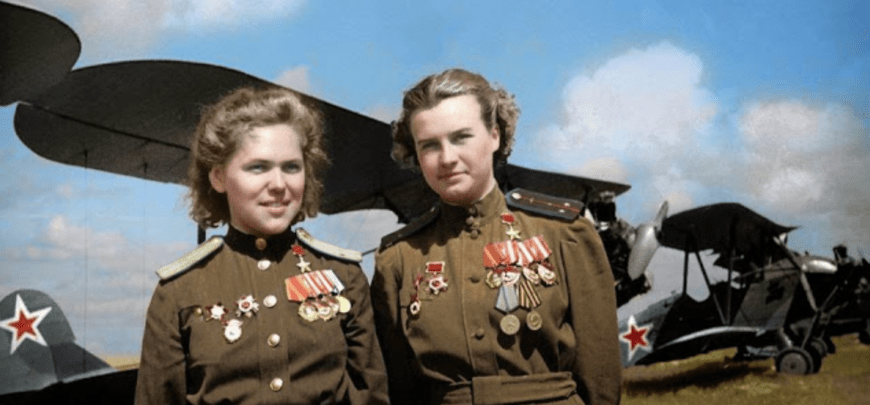 Female Combat Pilots of WWII