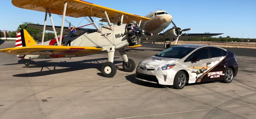 Airbase Arizona – CAF – COME FLY WITH US!