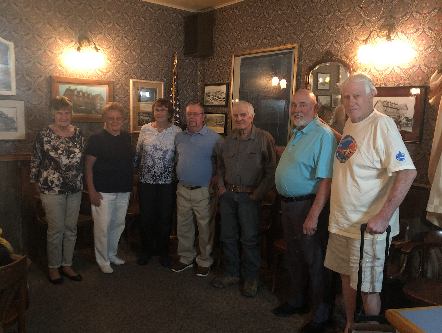Surviving members of the PVHS Class of '59
