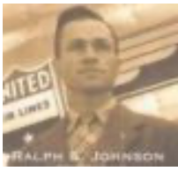Another Ralph Johnson story…
